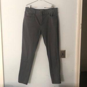 Express grey legging pant 14